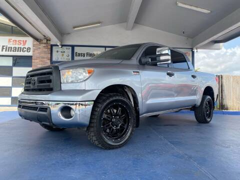 2013 Toyota Tundra for sale at ELITE AUTO WORLD in Fort Lauderdale FL