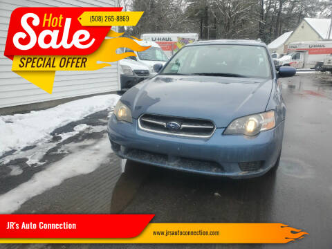 2005 Subaru Legacy for sale at JR's Auto Connection in Hudson NH