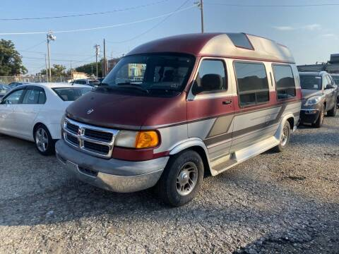 2000 Dodge Ram Van for sale at Philadelphia Public Auto Auction in Philadelphia PA