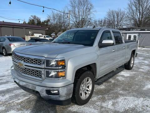 2015 Chevrolet Silverado 1500 for sale at Davidson Auto Deals in Syracuse IN
