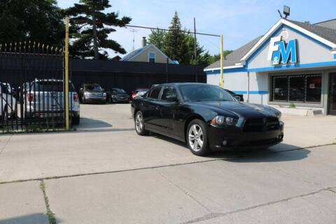 2011 Dodge Charger for sale at F & M AUTO SALES in Detroit MI