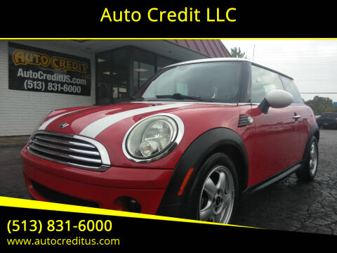 2009 MINI Cooper for sale at Auto Credit LLC in Milford OH