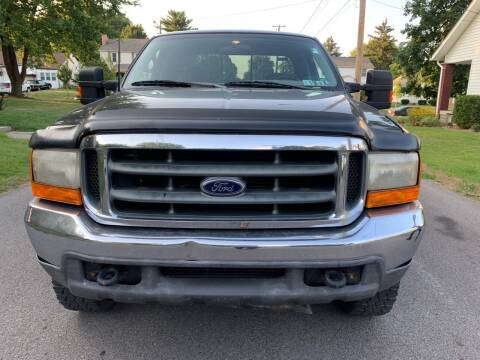 2000 Ford F-250 Super Duty for sale at Via Roma Auto Sales in Columbus OH