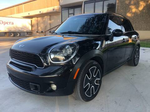 2012 MINI Cooper Countryman for sale at Mr Cars LLC in Houston TX
