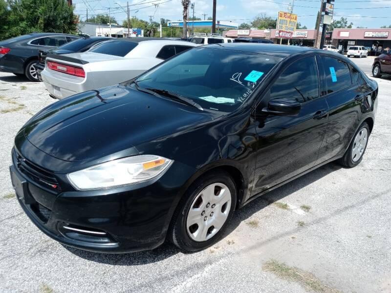 2013 Dodge Dart for sale at RICKY'S AUTOPLEX in San Antonio TX