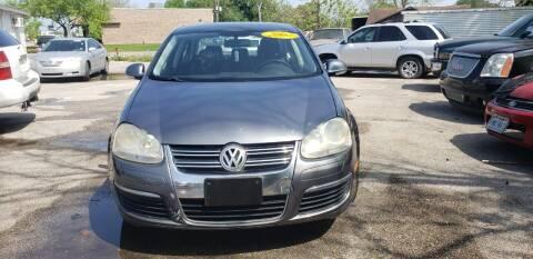 2007 Volkswagen Jetta for sale at Anthony's Auto Sales of Texas, LLC in La Porte TX