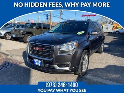 2015 GMC Acadia for sale at Route 46 Auto Sales Inc in Lodi NJ