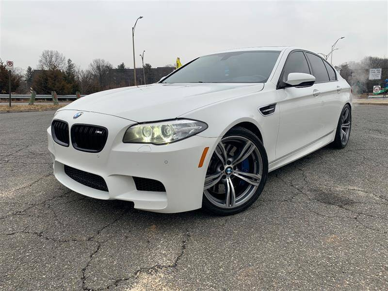 2014 BMW M5 for sale at Mid Atlantic Truck Center in Alexandria VA