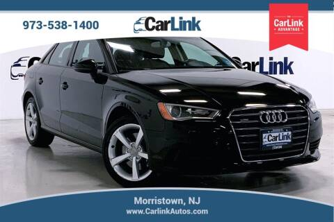 2015 Audi A3 for sale at CarLink in Morristown NJ