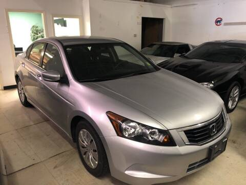 2009 Honda Accord for sale at Cargo Vans of Chicago LLC in Mokena IL