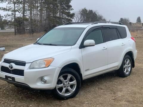 2011 Toyota RAV4 for sale at MATTHEWS AUTO SALES in Elk River MN