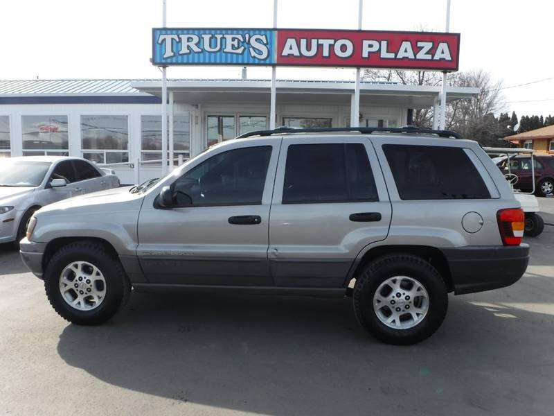 2000 Jeep Grand Cherokee for sale at True's Auto Plaza in Union Gap WA