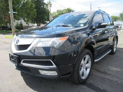 2010 Acura MDX for sale at PRESTIGE IMPORT AUTO SALES in Morrisville PA