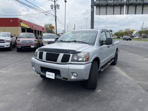 2011 Nissan Titan for sale at CARMART Of New Castle in New Castle DE