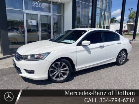2015 Honda Accord for sale at Mike Schmitz Automotive Group in Dothan AL