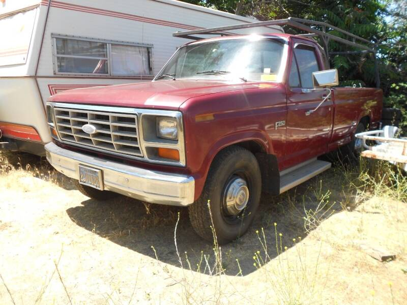 1983 Ford F-250 for sale at Mountain Auto in Jackson CA