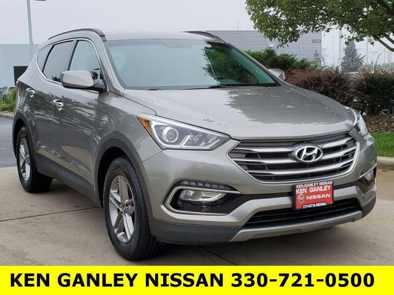 2017 Hyundai Santa Fe Sport for sale at Ken Ganley Nissan in Medina OH
