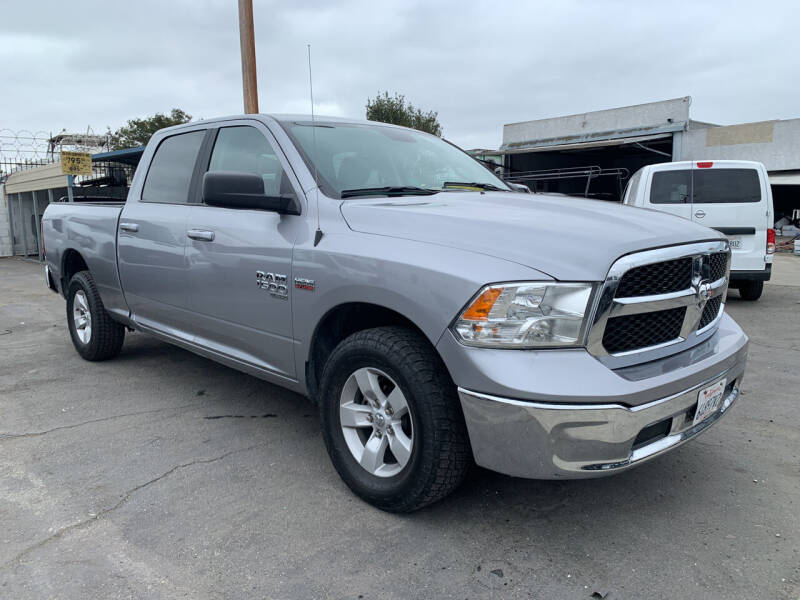 2019 RAM Ram Pickup 1500 Classic for sale at Best Buy Quality Cars in Bellflower CA