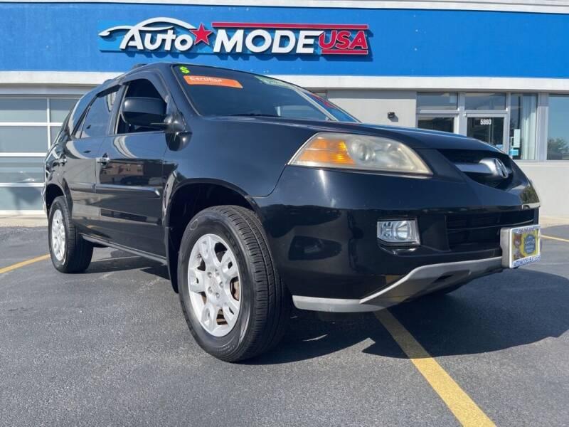 2005 Acura MDX for sale at Auto Mode USA of Monee in Monee IL