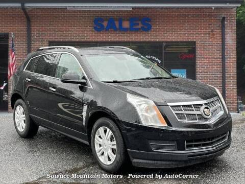 2010 Cadillac SRX for sale at Michael D Stout in Cumming GA