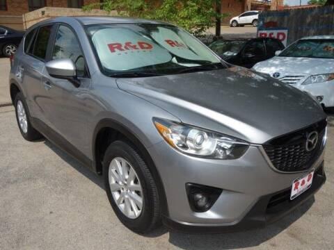 2014 Mazda CX-5 for sale at R & D Motors in Austin TX