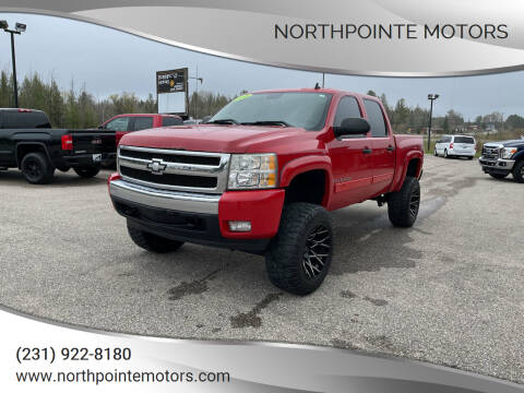 2008 Chevrolet Silverado 1500 for sale at Northpointe Motors in Kalkaska MI