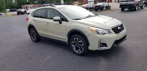2016 Subaru Crosstrek for sale at Elite Auto Brokers in Lenoir NC