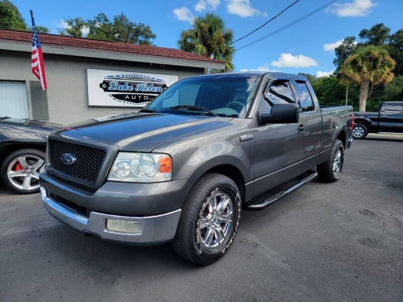 2004 Ford F-150 for sale at Lake Helen Auto in Orange City FL