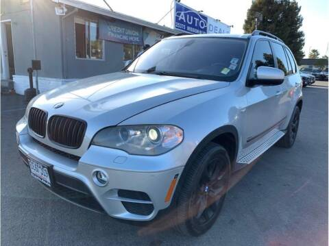 2012 BMW X5 for sale at AutoDeals in Hayward CA