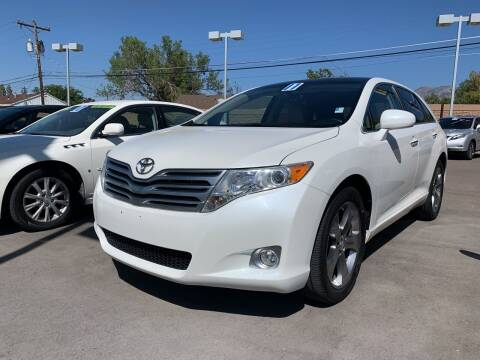 2011 Toyota Venza for sale at Berge Auto in Orem UT