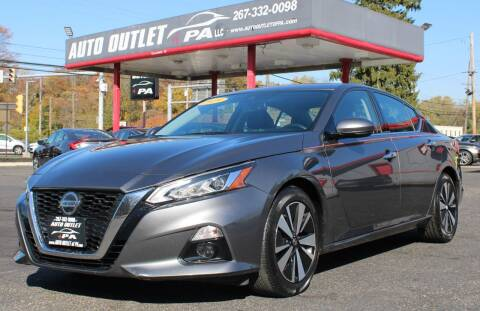 2019 Nissan Altima for sale at Deals N Wheels 306 in Burlington NJ