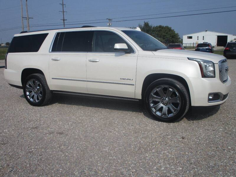 2015 GMC Yukon XL for sale at LK Auto Remarketing in Moore OK