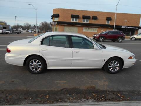 2004 Buick LeSabre for sale at Creighton Auto & Body Shop in Creighton NE