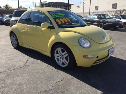 2005 Volkswagen New Beetle for sale at Oxnard Auto Brokers in Oxnard CA