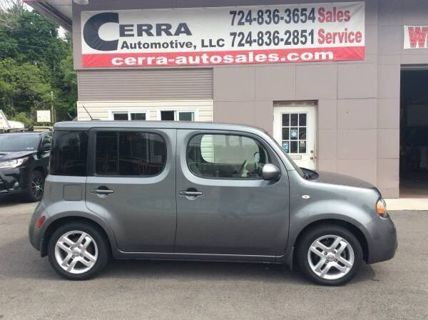2013 Nissan cube for sale at Cerra Automotive LLC in Greensburg PA