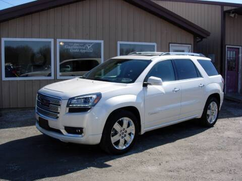 2015 GMC Acadia for sale at Greg Vallett Auto Sales in Steeleville IL