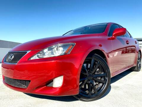2006 Lexus IS 350 for sale at Empire Auto Sales in San Jose CA
