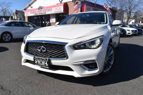 2018 Infiniti Q50 for sale at Foreign Auto Imports in Irvington NJ