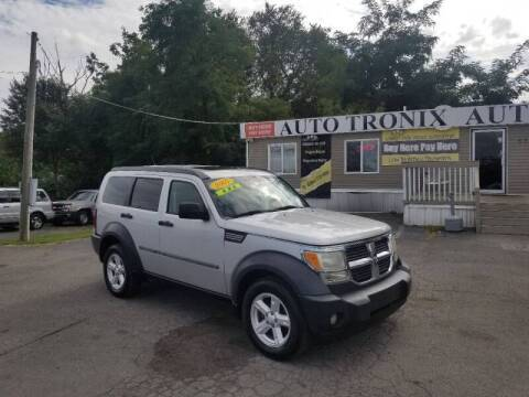 2007 Dodge Nitro for sale at Auto Tronix in Lexington KY
