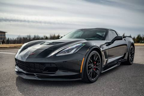 2019 Chevrolet Corvette for sale at Exotic Motorsports of Oklahoma in Edmond OK