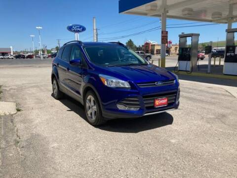 2016 Ford Escape for sale at Rocky Mountain Commercial Trucks in Casper WY