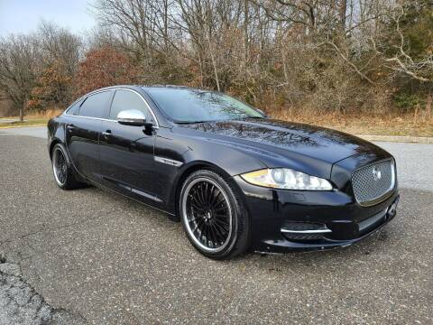 2012 Jaguar XJL for sale at Premium Auto Outlet Inc in Sewell NJ