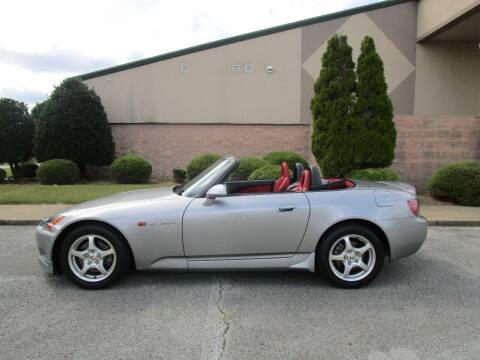2000 Honda S2000 for sale at JON DELLINGER AUTOMOTIVE in Springdale AR