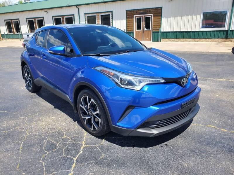 2018 Toyota C-HR for sale at Farmington Auto Plaza in Farmington MO