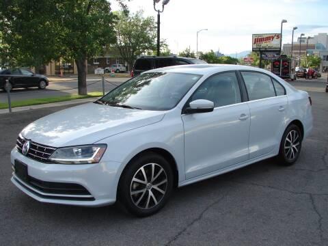 2018 Volkswagen Jetta for sale at Jimmy's Love Bug in Provo UT
