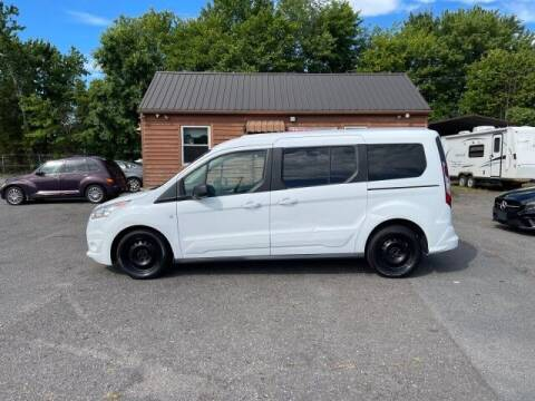 2017 Ford Transit Connect Wagon for sale at Super Cars Direct in Kernersville NC