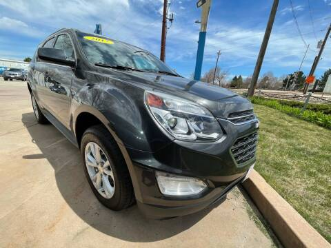 2017 Chevrolet Equinox for sale at AP Auto Brokers in Longmont CO