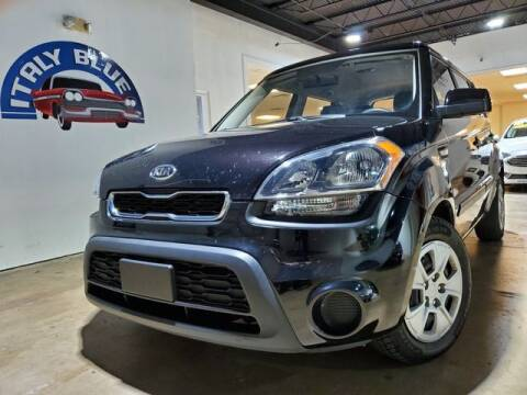 2012 Kia Soul for sale at Italy Blue Auto Sales llc in Miami FL