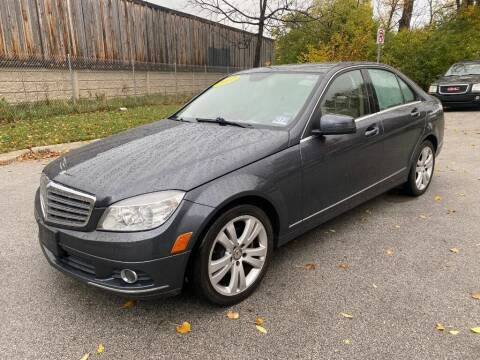 2010 Mercedes-Benz C-Class for sale at Posen Motors in Posen IL