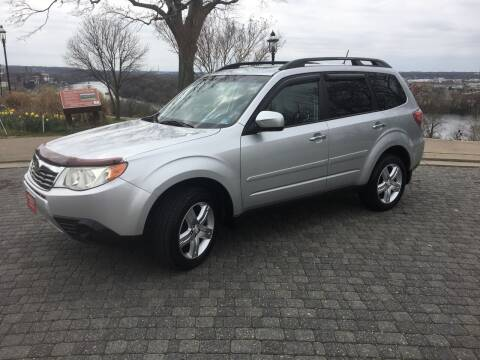 2010 Subaru Forester for sale at Pritchard Auto Sales in Richmond VA